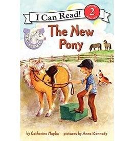 Harper Collins Pony Scouts New Pony, Level 2