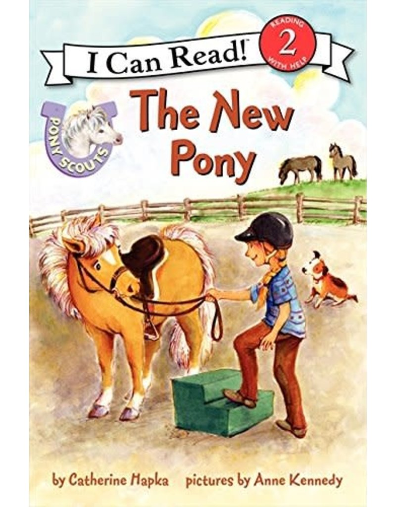 Harper Collins Pony Scouts New Pony