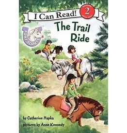 Harper Collins Pony Scouts Trail Ride, Level 2