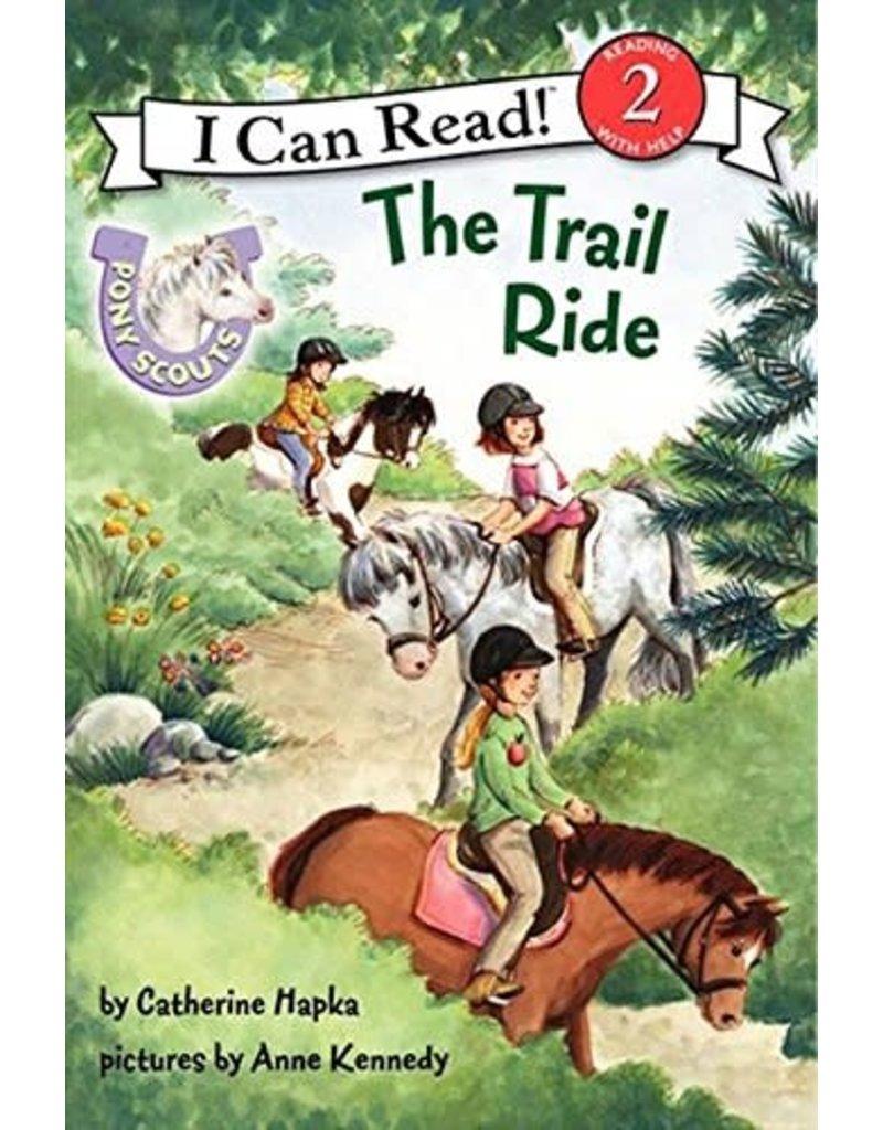Harper Collins Pony Scouts Trail Ride