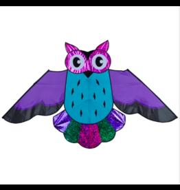 Premier Kites Holographic Purple Owl Kite
