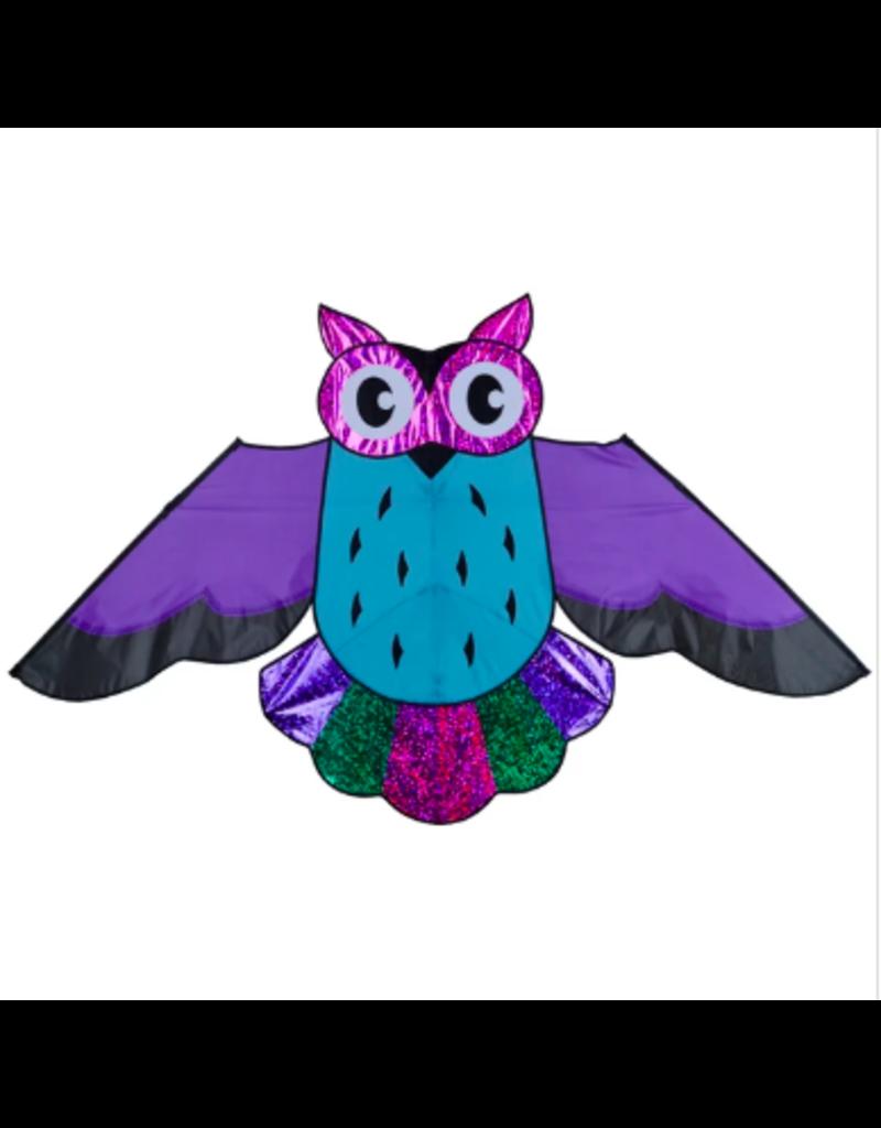 Premier Kites Holographic Purple Owl