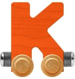 Maple Landmark Name Train - K
