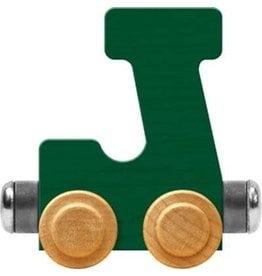 Maple Landmark Name Train - J