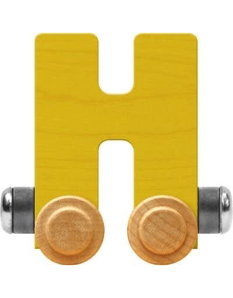 Maple Landmark Name Train - H