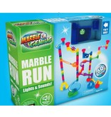 Marble Genius Lights & Sounds Marble Run 60pc