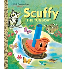 Random House Scuffy the Tugboat