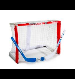 Franklin Sports NHL Mini Hockey Fold-N-Go Set
