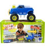 Educational Insights Design & Drill Monster Truck