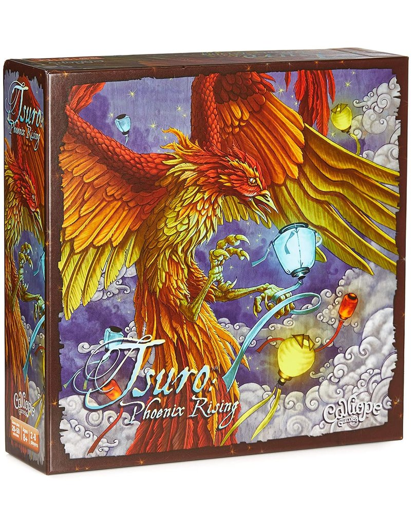 Calliope Tsuro: Phoenix Rising