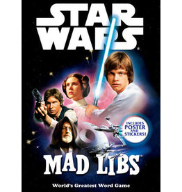 Penguin Star Wars MAD LIBS
