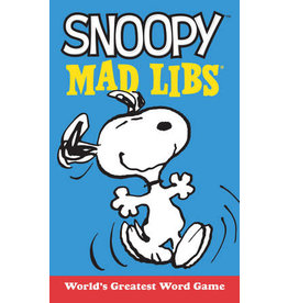 Penguin Snoopy Mad Libs