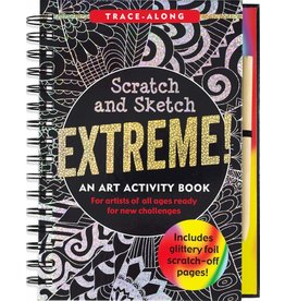 Peter Pauper Scratch & Sketch EXTREME
