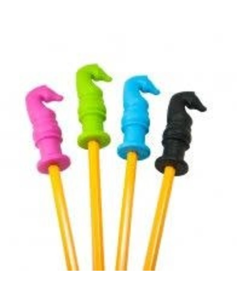 Pencil Grip Horse Head Chewable Pencil Topper