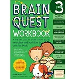 Workman Pub Brain Quest Workbook Grade 3