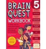 Workman Pub Brain Quest Workbook Grade 5