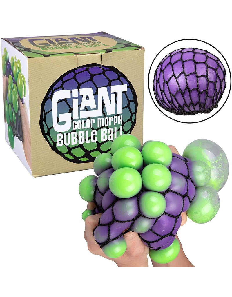 Play Visions Giant Color Morph Bubble Stress Ball
