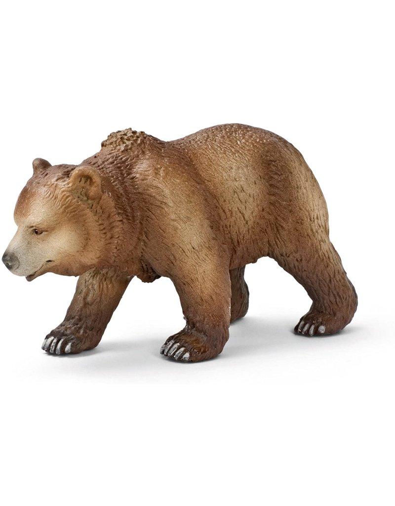 Schleich Grizzly Bear female