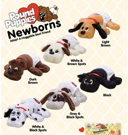 Schylling Pound Puppies Newborn