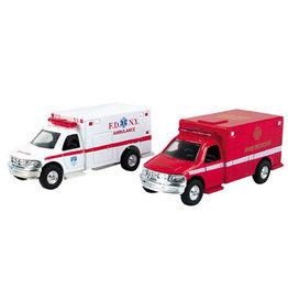 Schylling Die-cast Ambulance