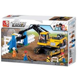 Texas Toy Town Set 614 pc