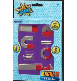 Toysmith Magnets 8 Pc Set