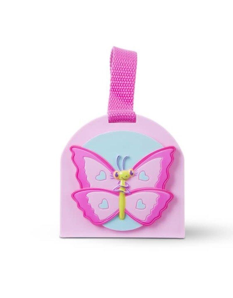 Melissa & Doug Cutie Pie Butterfly Bug House