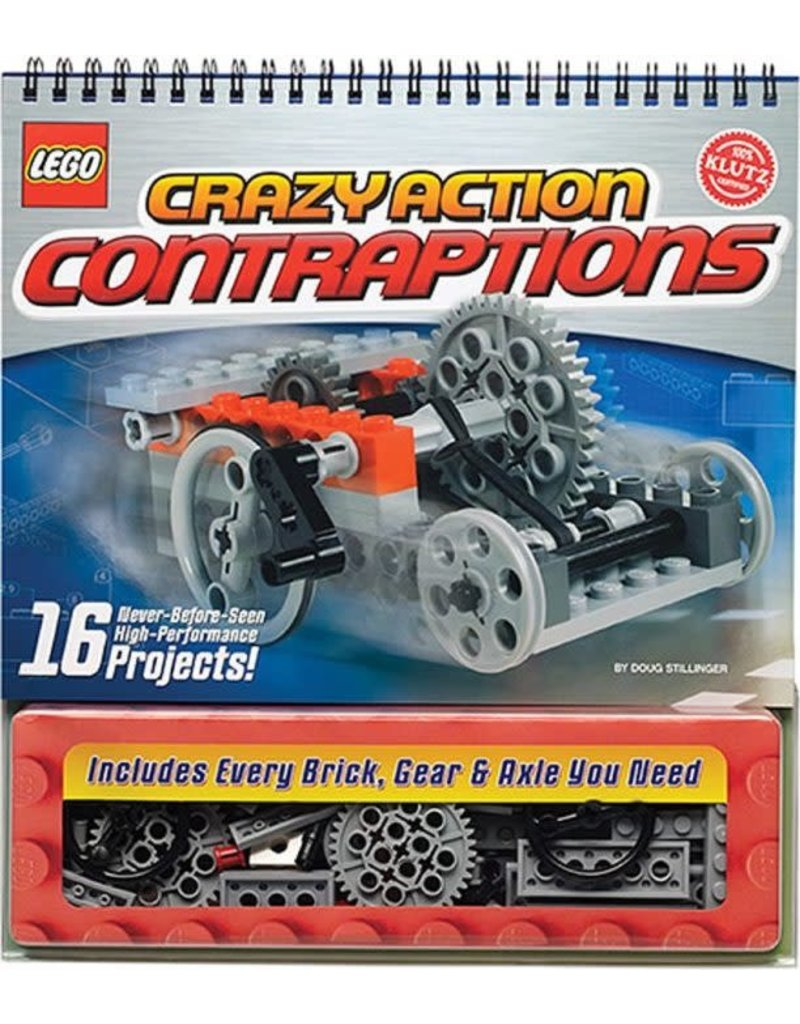 Klutz Crazy Action Contraptions