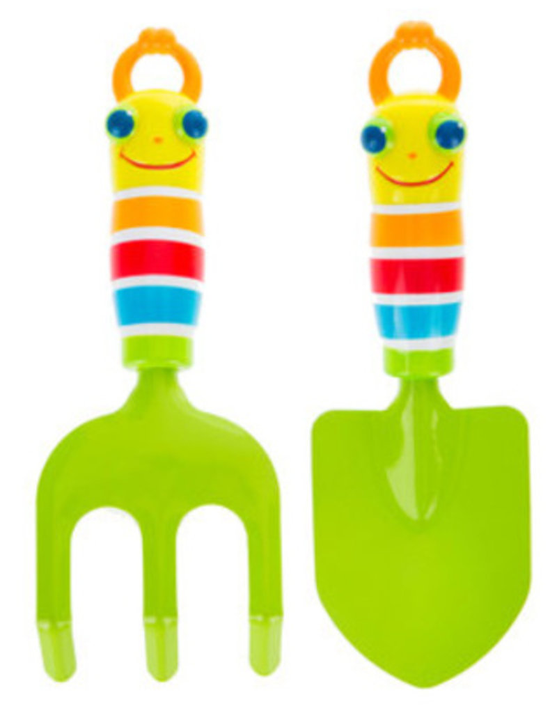 Melissa and Doug Giddy Buggy Cultivator & Trowel Set