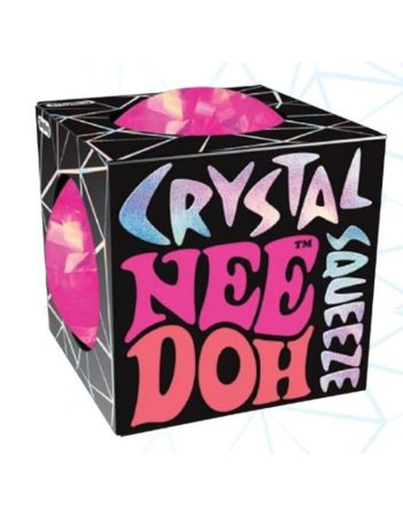 Schylling Crystal Squeeze NeeDoh