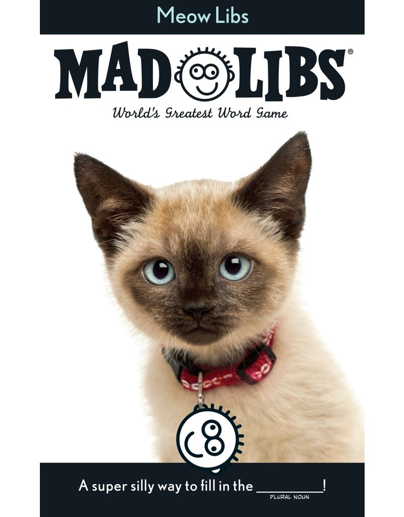 Penguin Meow Mad Libs