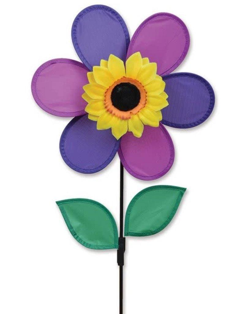 Premier Kites Purple Sunflower Spinner