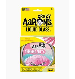 Crazy Aaron Rose Lagoon Liquid Glass Putty