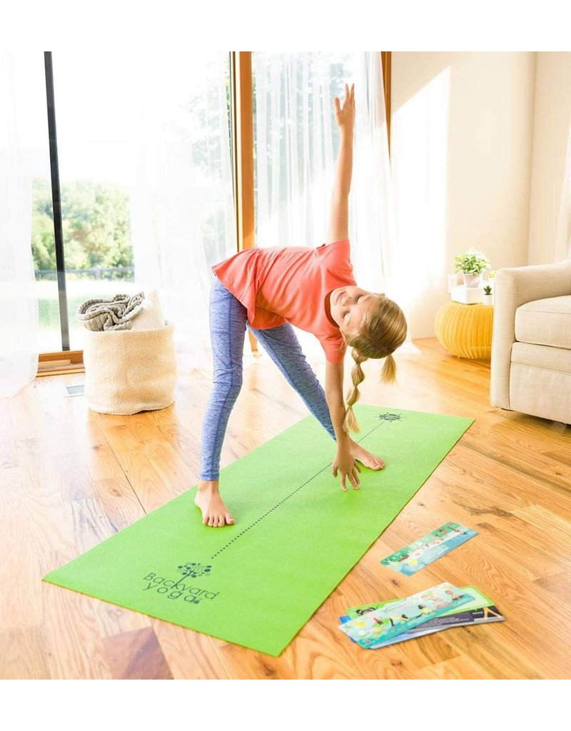 HearthSong Backyard Yoga Mat