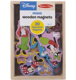 Melissa and Doug Disney Minnie Wooden Magnets