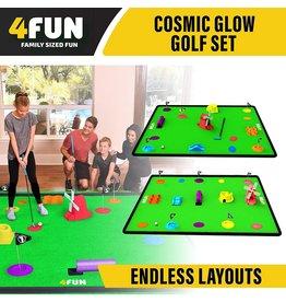 B4 Adventure Deluxe Cosmic Glow Golf
