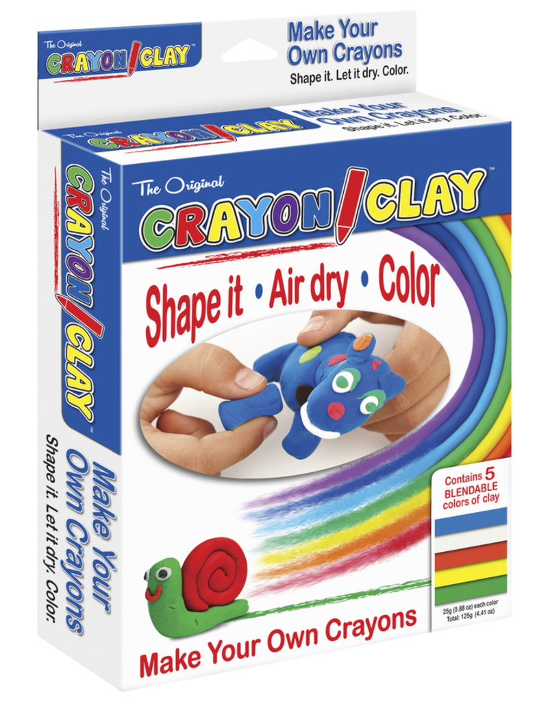 Pencil Grip Crayon Clay sm