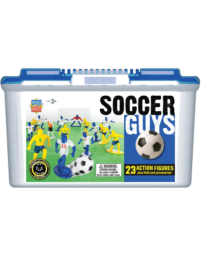 Masterpieces Puzzles Soccer Guys