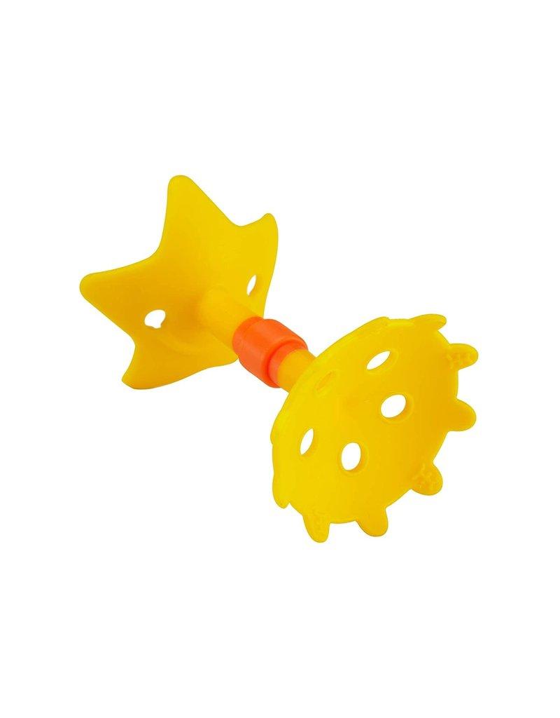 InnoBaby Teethin'Smart Star Yellow
