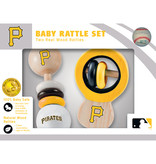 Masterpieces Puzzles Pittsburgh Pirates Rattles
