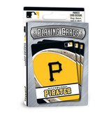 Masterpieces Puzzles Pittsburgh Pirates Playing Cards