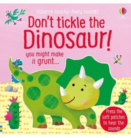 Usborne Don't Tickle The Dinosaur!
