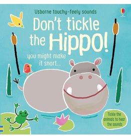 Usborne Don't Tickle the Hippo!