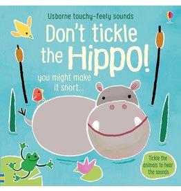 Usborne Don't Tickle the Hippo!
