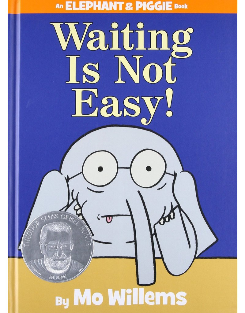 Hachette Waiting is Not Easy!