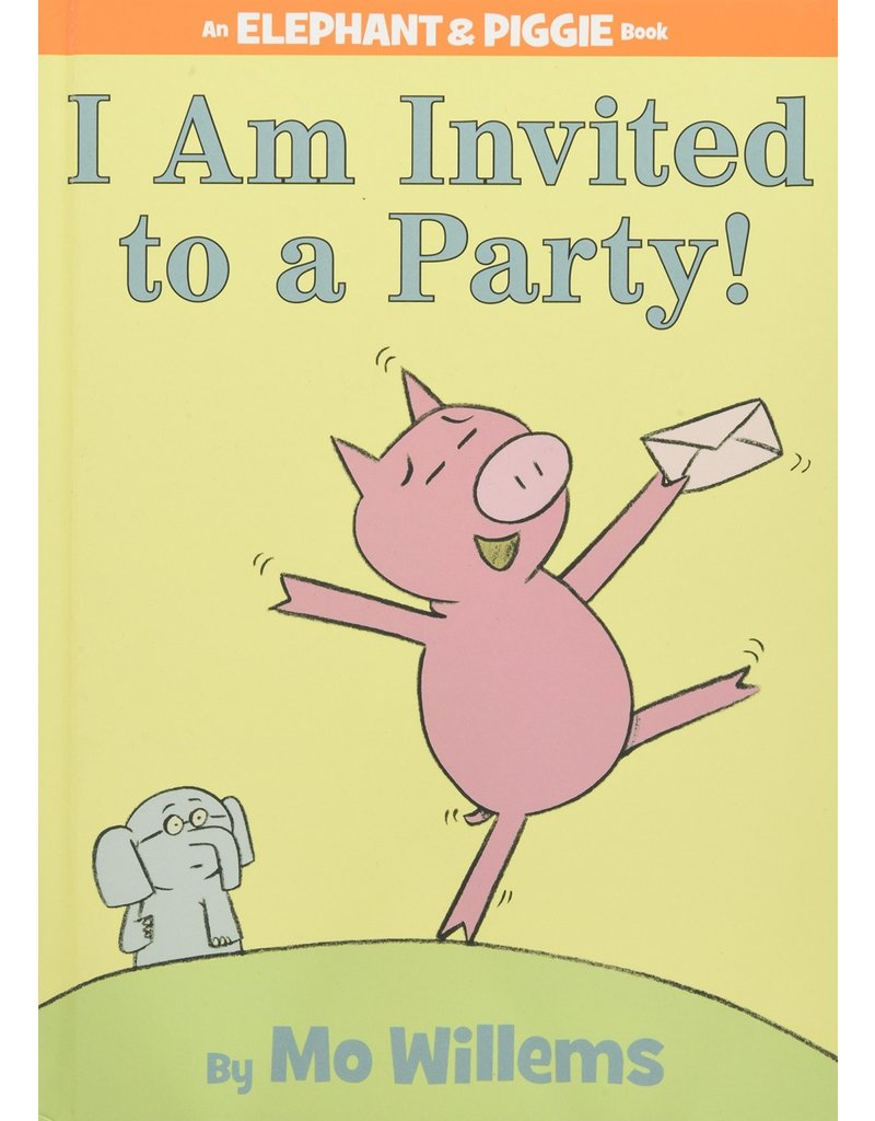 Hachette I Am Invited to a Party