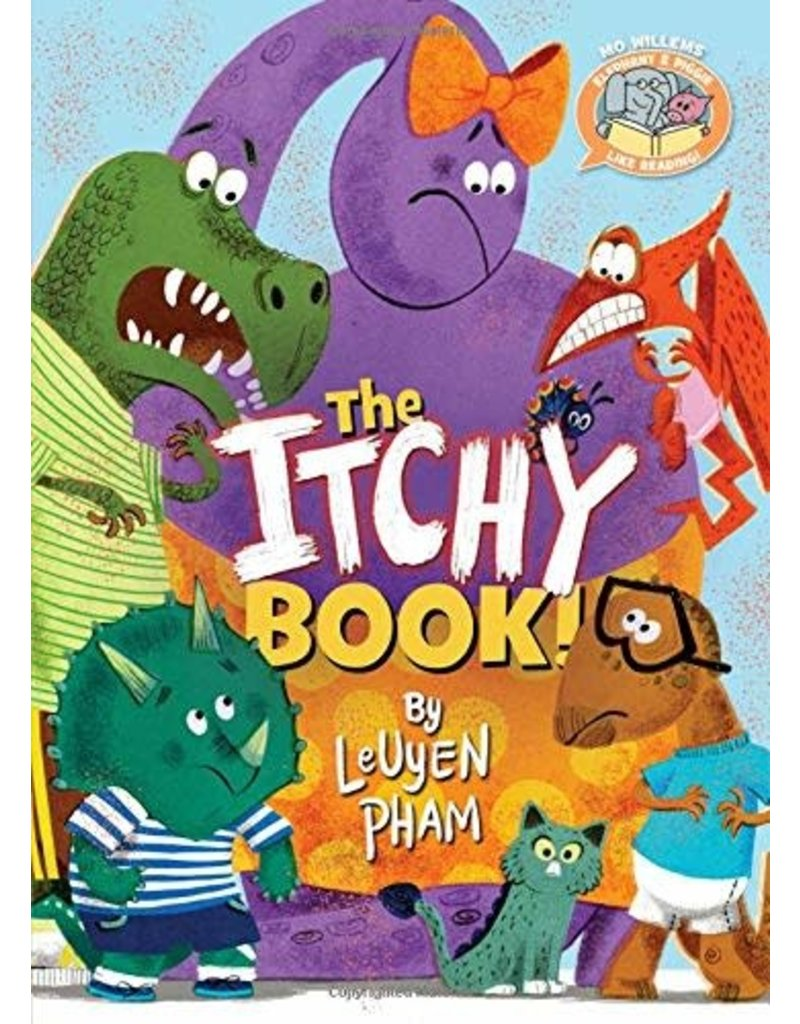Hachette The Itchy Book!