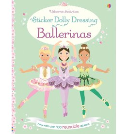 Usborne Sticker Dolly Ballerinas