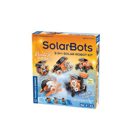 Thames and Kosmos SolarBots: 8-in-1 Robot Kit