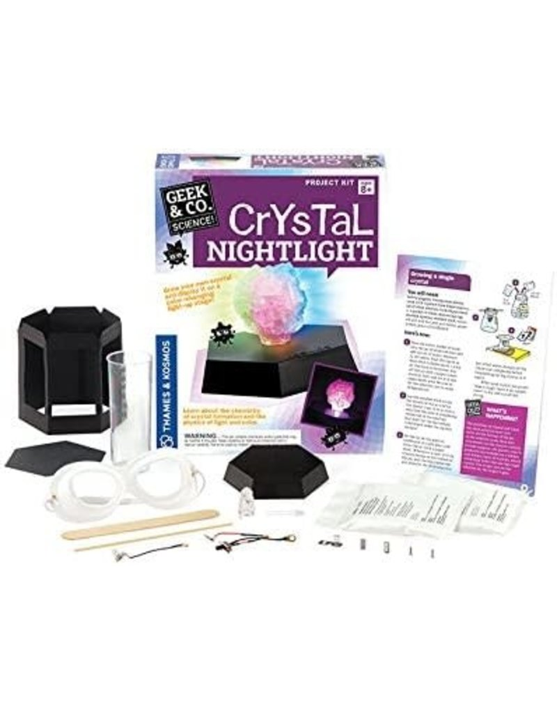 Thames and Kosmos Crystal Nightlight